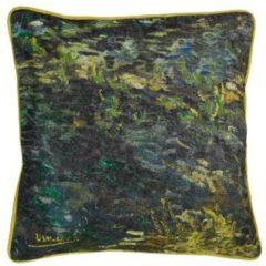 Groene Beddinghouse x Van Gogh museum sierkussen Paintbrush (45x45 cm)