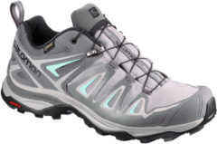 Salomon X Ultra 3 GTX Women Größe UK 4,5 magnet/shark/beach glass