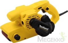 Toolland TM81027 Bandschuurmachine 900W – Semiprofessioneel (incl. koffer)