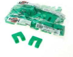 Belplast BV Uitvulplaatjes groen (48 stuks) 10mm