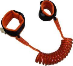 Blauwe HaverCo Veiligheidsband voor kinderen Anti Lost polsband, Voor in pretparken veiligheid riem