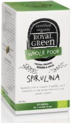 Royal Green Royal groen Spirulina Tabletten 120st