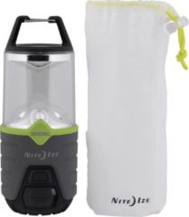Groene Nite Ize Hengelsportcadeau Oplaadbare Tentlamp + Telefoonlader Powerbank Lamp Zaklamp Oplaadbaar USB-Lader Lichtgewicht