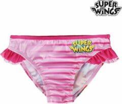 Roze Super Wings Bikinibroek voor Meisjes
