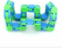 Fidget Toys Ketting - Slang - 5 Stuks - Anti Stress