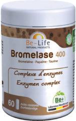 Be-Life Bromelase 400 60 Softgel