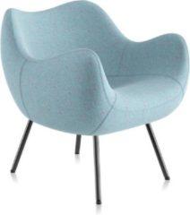 Blauwe Vzór Design Fauteuil / Stoel RM58 SOFT Synergy-08