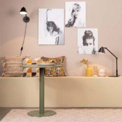 Zuiver Bistro tafel Metsu groen