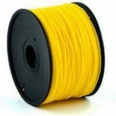 Gembird3 3DP-PLA3-01-GLY - Filament PLA, 3 mm, goudgeel