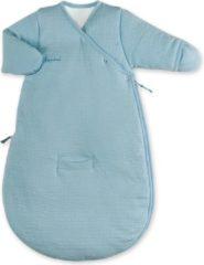 Blauwe BEMINI slaapzak winter MAGIC BAG® Maat 0-3 maanden - 60cm – tog 3.0