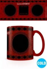 Witte Hole in the Wall Game of Thrones Lannister - Heat Changing Mug