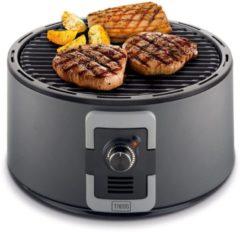 Zwarte Trebs Draagbare houtskool barbecue 35 cm zwart 99335