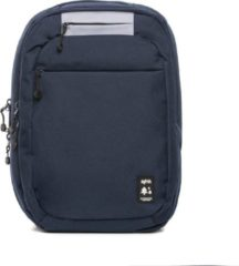 Lefrik 101 Reflective Laptop Rugzak - Eco Friendly - Recycled Materiaal - 14 inch - Donkerblauw