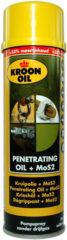 Zwarte Kroon Oil kruipolie PTO MOS2 spuitbus 300 ml