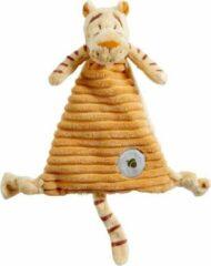 Oranje Rainbow Designs Ltd Disney Pluche Knuffeldoek Tigger 28,5 cm