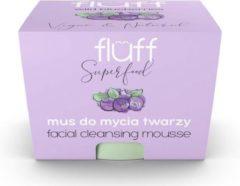 Fluff Gezichtsreiniging Mousse Face Mousse Forest Berries 50ml