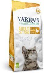Yarrah Cat Brokken - Biologisch - Kip - Kattenvoer - 2,4 kg
