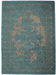 Merinos Vintage Vloerkleed Marakesh - Turquoise - 135 x 200 cm