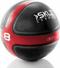SKLZ Medicine bal- 3.7 kg - Zwart/Rood