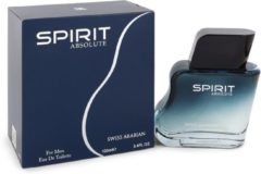 Swiss Arabian Spirit Absolute - Eau de toilette spray - 100 ml