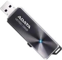 ADATA Technology Co ADATA DashDrive Elite UE700 - USB-Flash-Laufwerk - 128 GB AUE700-128G-CBK