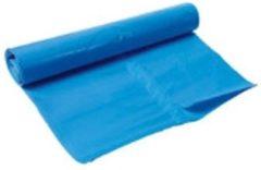 Zwarte Huchem Blauwe vuilniszak - 80x110cm - 200 stuks