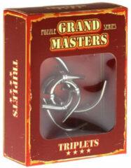 Eureka 3D Puzzle Eureka 3D Grand Master Puzzle Triplets**** (Red)