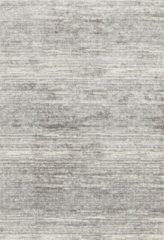 Impression Rugs Design Collection Loft Effen Grijs vloerkleed Laagpolig - 160x230 CM