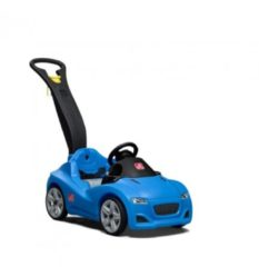 Step2 loopwagen Whisper Ride 120 cm blauw