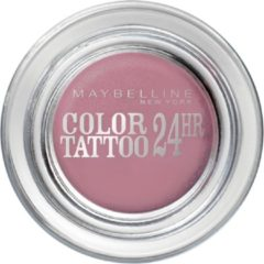 Maybelline Color Tattoo 24H Oogschaduw - 65 Pink Gold - Roze