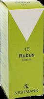 RUBUS SPEZIAL Nr.15 Tropfen 50 ml