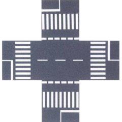 Busch - Straßenkreuzung H0 (Bu7074)