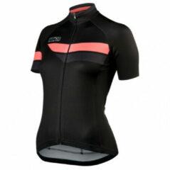 Bioracer - Women's Bioracer Team Bodyfit Short Sleeve 2.0 - Fietsshirt maat XL, zwart