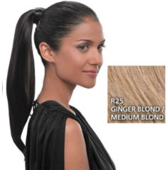 Great Lengths Hairdo Simply Straight Pony R25 Ginger Blond 45 cm
