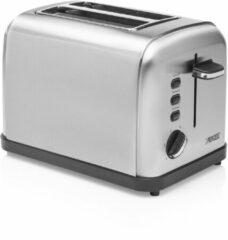 Princess 142354 Toaster Steel 2 Broodrooster Zilver