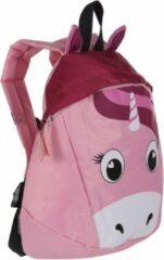 Regatta rugzak eenhoorn meisjes 12 liter polyester roze