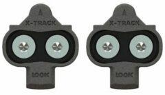 Grijze Look X-Track Cleats - Schoenplaatjes