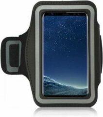 Sport Armband hoesje Pearlycase voor Huawei P Smart Plus 2019 - Zwart