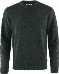 Fjällräven Fjallraven Övik Round-neck Sweater Heren Grijs