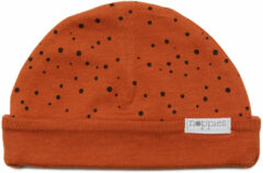 Grijze Noppies Spicy Ginger G Hat REV Lynn 204N5010 P557-0M-3M