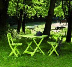 IPAE-Progarden Camping Set Tevere, limegrün