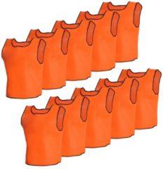 VidaXL Sporthesje volwassenen (oranje / 10 stuks)