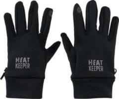HEAT KEEPER Heat keeper Unisex Touchscreen handschoenen Zwart Maat L/XL