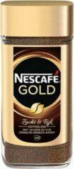 Nescafé Nescafe Gold Oploskoffie - 200 gram