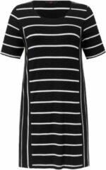Shirt met korte mouwen Van Emilia Lay zwart