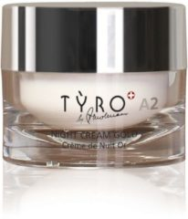 TYRO Comsmetics Tyro Night Cream Gold 50ml