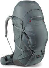 Lowe Alpine - Women's Cerro Torre ND 60 - Trekkingrugzak maat 60 l - S-M: 43-53cm, turkoois/grijs/zwart