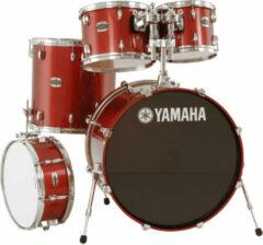 Yamaha JSBP0F5CR Stage Custom Birch shellset Cranberry Red