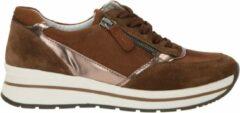 Sub55 4X Comfort Sneaker Vrouwen Bruin
