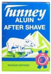 Tunney Aluinblokje after shave 70 Gram